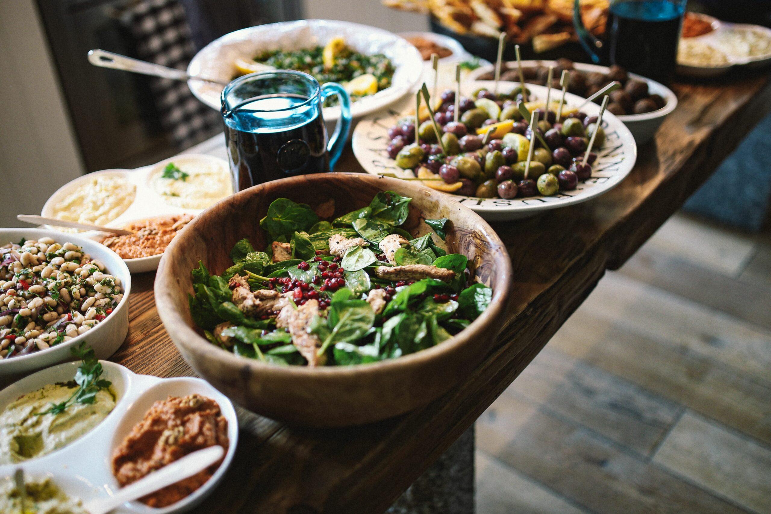 Traditionell svensk mat i Stockholm